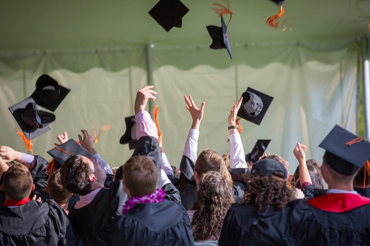 graduación fiestas fin de cursos